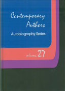 Contemporary Authors Autobiography