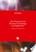 New Perspectives In Biosensors Technology And Applications
