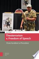 Theoterrorism v  Freedom of Speech
