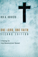 One Lord, One Faith, Second Edition