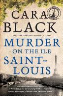 Pdf Murder on the Ile Saint-Louis Telecharger
