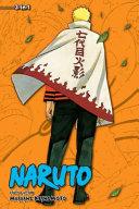 Naruto (3-in-1 Edition), Vol. 24