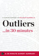 Outliers... in 30 Minutes
