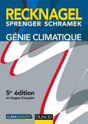 Génie climatique - 5e éd. Pdf/ePub eBook