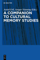 Cultural Memory Studies