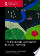 The Routledge Companion To Rural Planning