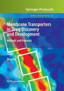 Membrane Transporters in Drug Discovery and Development