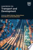 International Handbook on Transport and Development
