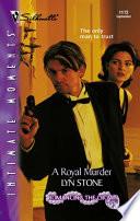 A Royal Murder Book