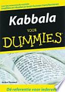 Kabbala Voor Dummies