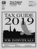 Tax Guide for Individuals  Publication 17  Your Federal Income Tax for Individuals