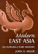 Modern East Asia Book