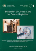 Evaluation of Clinical Care by Cancer Registries