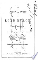 The Poetical Works of Lord Byron    Book PDF