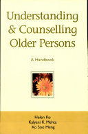 Understanding and Counselling Older Persons