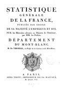 Département du Mont-Blanc