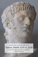 Tacitus  Annals  15 20   23  33   45