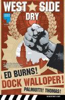 ED BURNS: DOCK WALLOPER, Issue 5