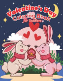 Valentine s Day Coloring Book for Toddlers