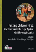 Putting children first: new frontiers in the fight against child poverty in Africa
