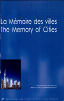 La mémoire des villes