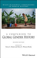 A Companion to Global Gender History