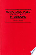 Competence-based Employment Interviewing