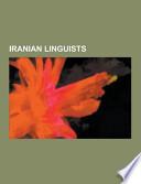 Iranian Linguists