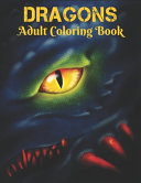 Adult Coloring Book Dragons