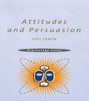 Attitudes and Persuasion Pdf/ePub eBook