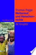 Weltarmut und Menschenrechte