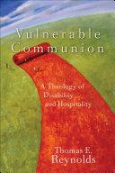 Vulnerable Communion