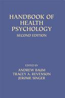 Handbook of Health Psychology