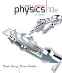 """""""Physics, Volume Two: Chapters 18-32"""" by John D. Cutnell, Kenneth W. Johnson"""