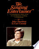 The Singing Entertainer Book