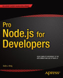 Pro Node js for Developers