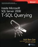 Inside Microsoft SQL Server 2008 T SQL Querying
