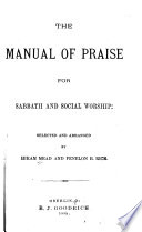 The Manual of Praise