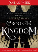 Pdf Crooked Kingdom - Chapters 1 - 4 Telecharger
