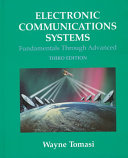Cover of Electronic Communications Systems