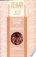 Semata Ciencias Socias E Humanidades 10 Cultura, Poder Y Mecenazgo