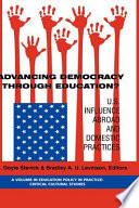 Advancing Democracy Through Education