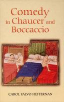 Comedy in Chaucer and Boccaccio
