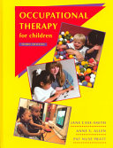 Occupational Therapy For Children Book PDF