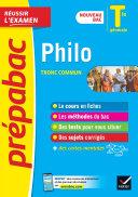 Philosophie Tle générale - Prépabac Réussir l'examen [Pdf/ePub] eBook