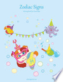 Zodiac Signs Coloring Book 1