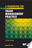 Framework for Value Management Practice
