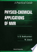 Physico-Chemical Applications of NMR
