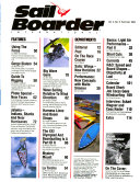 Sail Boarder International Book