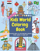 Kids World Coloring Book Book PDF